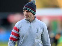 Paul Gustard has stepped down as Harlequins boss, Adam Davy/PA
