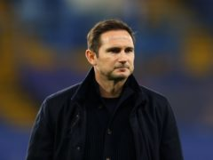 Frank Lampard believes safety is paramount during the coronavirus crisis (Richard Heathcote/PA)