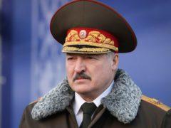 Belarus President Alexander Lukashenko (Maxi Guchek/AP)