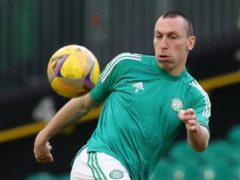 Celtic's Scott Brown back from self-isolation (Andrew Milligan/PA)