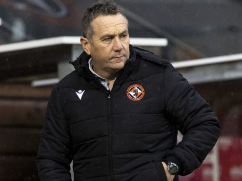 Micky Mellon's side are sixth in the Scottish Premiership (Alan Harvey/PA)