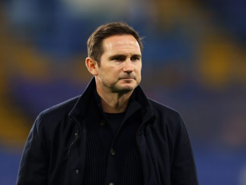 """Frank Lampard says it is difficult to """"dictate emotion"""" to players amid calls for them to curb goal celebrations (Richard Heathcote/PA)"""