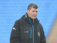Rob Baxter's Exeter are set to host Bristol Bears on Saturday (Mike Egerton/PA).