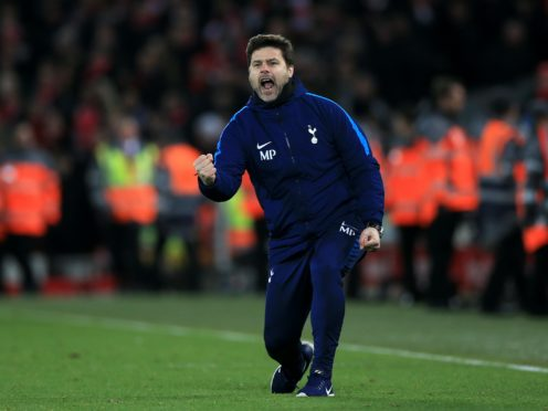 Mauricio Pochettino is the new man in charge at PSG (Peter Byrne/PA)