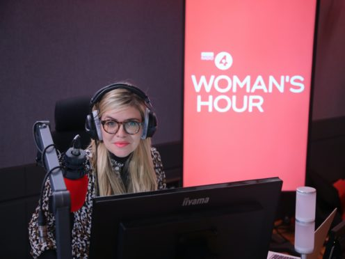 Emma Barnett is the new presenter of Woman's Hour (BBC Radio 4/PA)