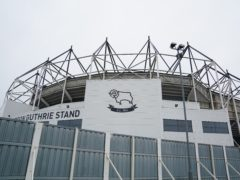 Derby are sending a group of under-23 and under-18 players to play in the FA Cup third round at Chorley following a coronavirus outbreak (Zac Goodwin/PA)