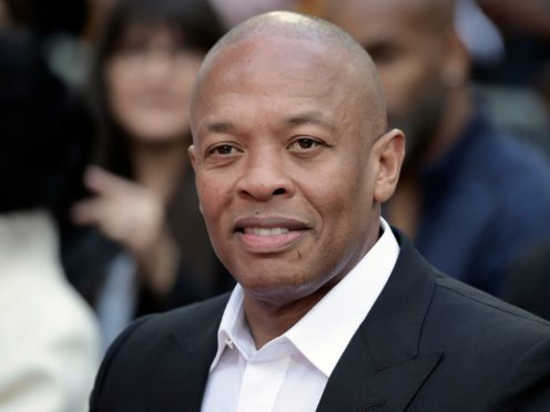 Dr Dre is home from hospital and 'looking good,' Ice T said (Richard Shotwell/Invision/AP, File)