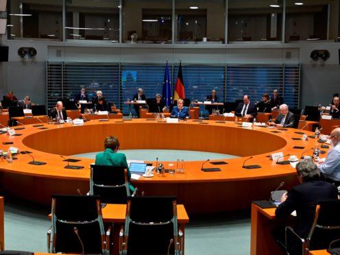 Germany's Cabinet has approved the legislation (John MacDougall/AP)