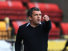 Callum Davidson believes St Johnstone will get back to winning ways (Andrew Milligan/PA)
