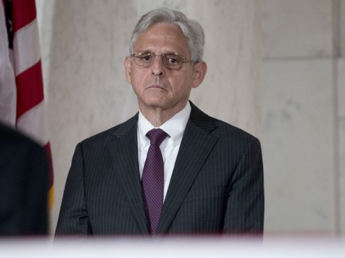 Merrick Garland is set to be the new US attorney general (Andrew Harnik/AP)