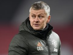 Ole Gunnar Solskjaer leads Manchester United to Turf Moor on Tuesday (Peter Powell/PA)