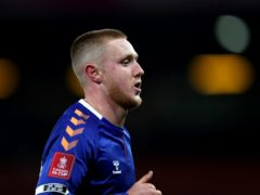 Davis Keillor-Dunn rescued a point for Oldham (Kieran Cleeves/PA)
