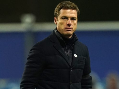 Fulham manager Scott Parker said the club are not close to adding to their squad during the January transfer window (Tess Derry/PA)