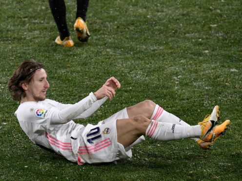 Real Madrid left Osasuna empty handed (Alvaro Barrientos/AP)
