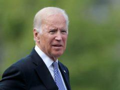 Johnson welcomes Biden as he succeeds Trump as US president (Niall Carson/PA)