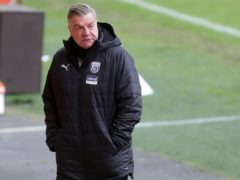 West Brom boss Sam Allardyce is looking for some derby cheer against local rivals Wolves (Richard Sellers/PA)
