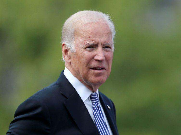 Boris Johnson has said he looks forward to working with Joe Biden as he prepares for his inauguration (Niall Carson/PA)