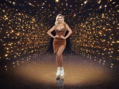 Dancing On Ice 2021 (Matt Frost/ITV/PA)