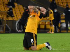 Ruben Neves says Wolves will improve (Rui Vieira/PA)