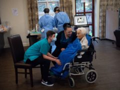 Care home providers have faced staffing pressures during the coronavirus pandemic (Jacob King/PA)