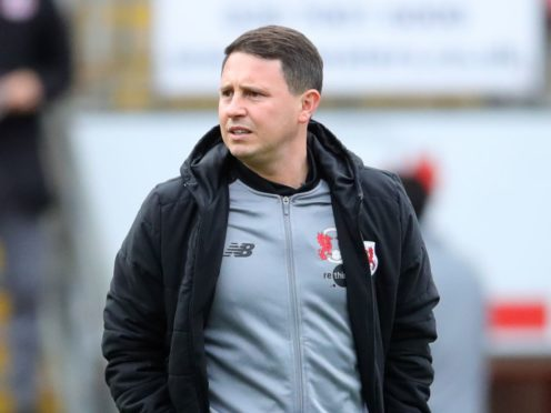 Ross Embleton was delighted with Leyton Orient's win (Aaron Chown/PA)