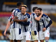 West Brom claimed a vital win at Wolves on Saturday. (Shaun Botterill/PA)