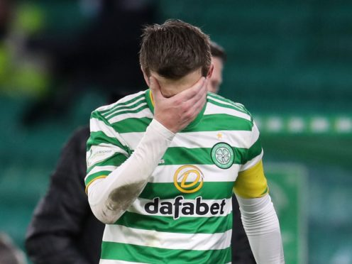 It has been a week to forget for Celtic (Andrew Milligan/PA)