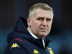 Manager Dean Smith says Aston Villa's Covid-19 outbreak was 'really frightening' (Nick Potts/PA)