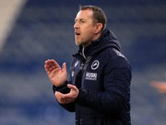 Millwall manager Gary Rowett will make a series of changes for his side's Championship clash against Watford (Mike Egerton/PA)