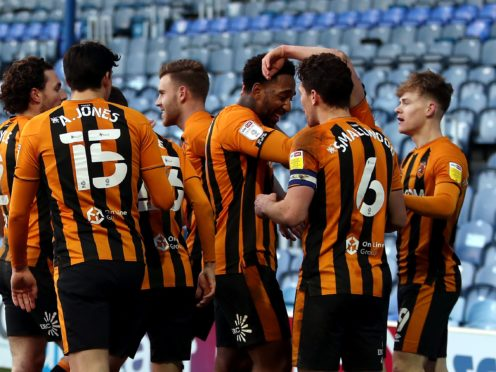 Hull had a day to remember in Portsmouth (Kieran Cleeves/PA)