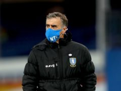 Neil Thompson's Sheffield Wednesday edged a narrow win (Peter Byrne/PA)