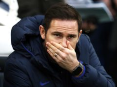 How will Chelsea react to the sacking of manager Frank Lampard (Gareth Fuller/PA)
