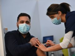 More restrictions on travel may be put in place despite an ongoing vaccine rollout (Jacob King/PA)