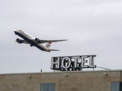 Passengers arriving in England look set to be made to quarantine in hotels (Steve Parsons/PA)