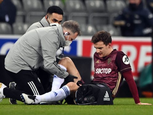 Diego Llorente is set to be sidelined for three to four weeks (Stu Forster/PA)