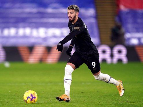 Said Benrahma has joined West Ham permanently (John Walton/PA)