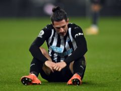 Newcastle defender Fabian Schar has admitted confidence is low after a damaging run of results (Stu Forster/PA)