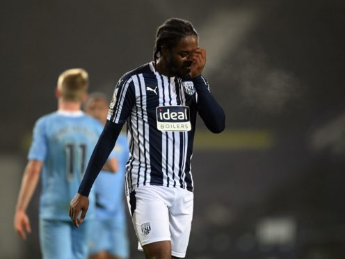 West Brom's Romaine Sawyers has been the victim of racist abuse (Michael Regan/PA)