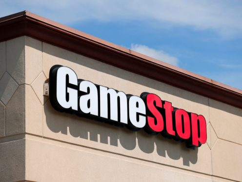 Wall Street's focus has remained on GameStop (AP)