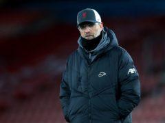 Jurgen Klopp is not looking beyond Thursday's fixture at Tottenham (Adam Davy/PA)