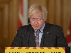 Prime Minister Boris Johnson (Geoff Pugh/Daily Telegraph)