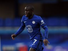 Chelsea will welcome back N'Golo Kante (Mike Hewitt/PA)