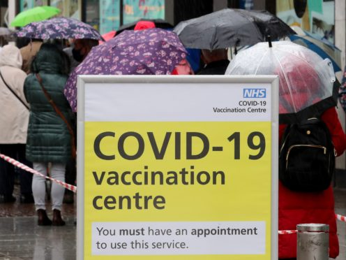 Coronavirus infections appear to have levelled off across the UK, new official figures show (Gareth Fuller/PA)