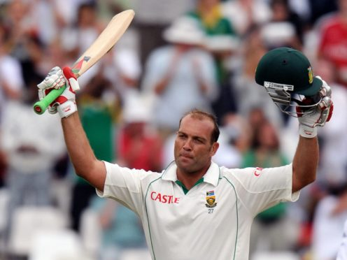 Jacques Kallis is coaching England's batsmen on the art of scoring runs (Gareth Copley/PA)