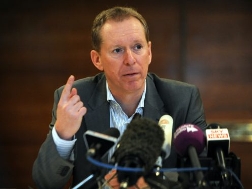 BOA chief executive Andy Anson has stressed athletes will not jump the queue for coronavirus vaccines (Anthony Devlin/PA Archive)