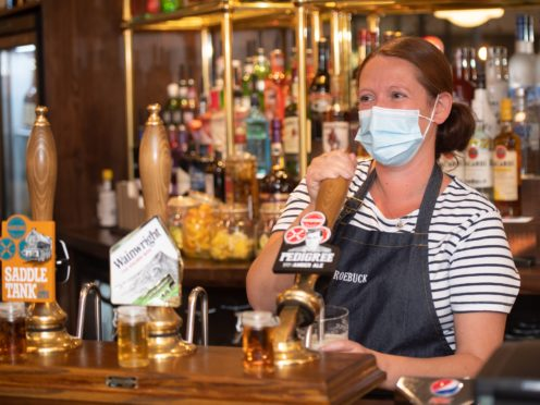 Pub owner Marston's has attracted takeover interest (Marston's/PA)