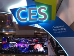 CES 2021 will take place online (Martyn Landi/PA)