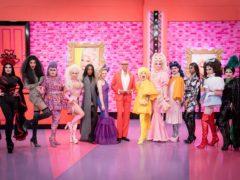 RuPaul's Drag Race UK (Guy Levy/BBC)
