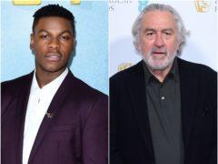 John Boyega will star alongside Robert De Niro in Netflix's car racing drama The Formula (Ian West/PA)
