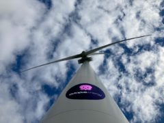 Octopus has bought its first wind turbines (Octopus/PA)